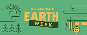 earth week green logo 2019